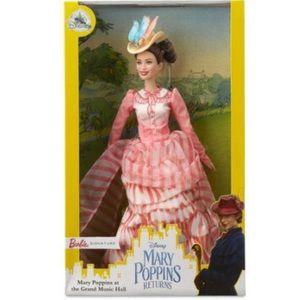 Disney Mary Poppins Returns Barbie New In Box